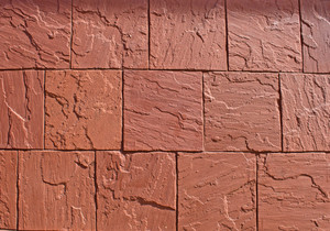 Red Stone Bricks Tiles