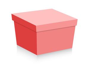 Red Vintage Box