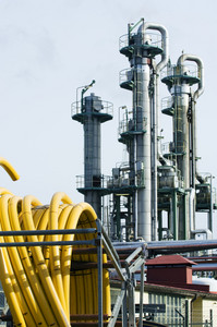 refinery pipelines and industry