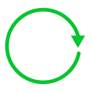 Refresh Arrow Circle
