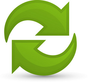 Refresh Lite Computer Icon