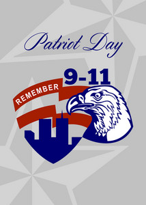 Remember 911  Patriots Day