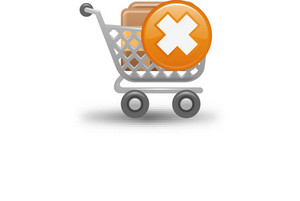 Remove From Cart Lite Plus Icon