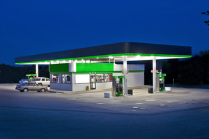 Retail Convenience Store and Gasoline Station