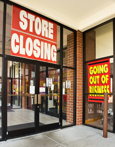 Retail Store Going Out Of Business