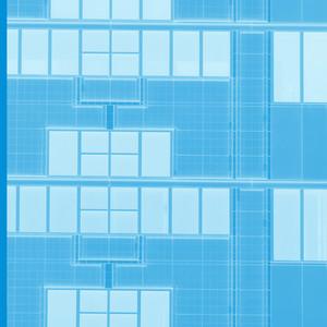 Retro Building Exterior Texture