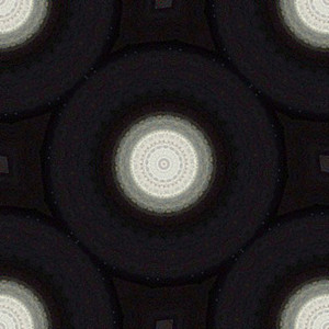 Retro Circle Backdrop