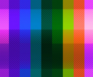 Retro Colors Background