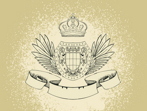 Retro Emblem