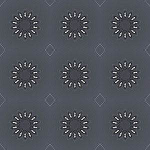 Retro Floral Design Bg