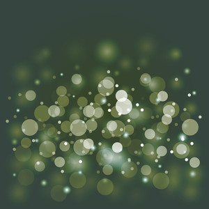 Retro Glitter Background - Vector Background