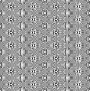 Retro Graphic Pattern Design