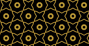 Retro Graphic Pattern