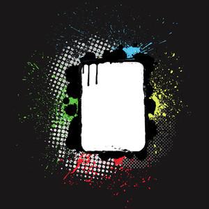 Retro Grunge Banner