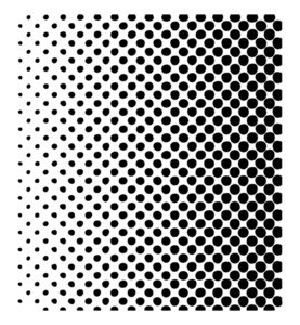 Retro Halftone Background