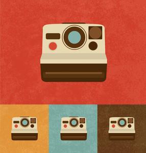 Retro Icons - Camera