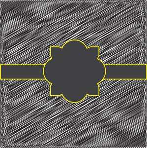 Retro Label Banner