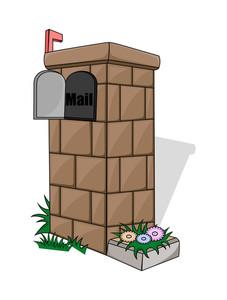Retro Letterbox