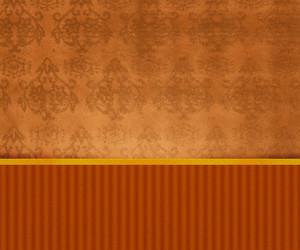 Retro Orange Vintage Exclusive Background