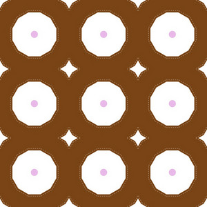 Retro Pattern Bg