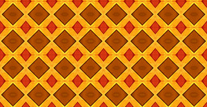 Retro Pattern Kaleidoscope