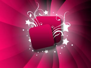 Retro Pink Bg