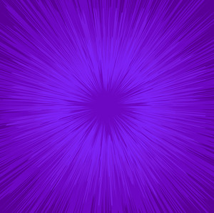 Retro Purple Sunburst Background