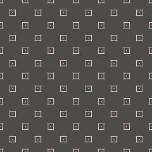 Retro Squares Tiles Pattern