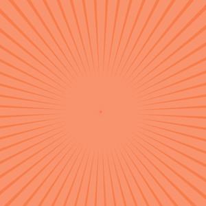 Retro Sunburst