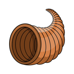 Retro Wooden Basket