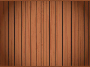 Retro Wooden Stripes