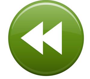 Rewind Green Circle
