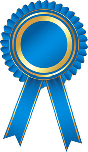 Ribbon Badge Award