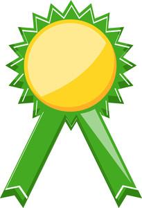 Ribbon Badge Award