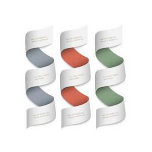 Ribbons-banners For Design