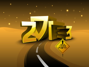 Road To 2013 New Year