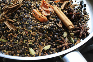Roasting Mixed Spices