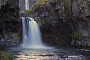 Rock Waterfall 319