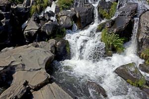 Rock Waterfall Image 317