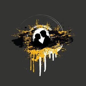 Romantic Grunge Design