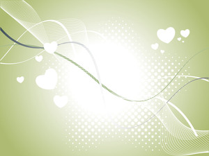 Romantic Love Background