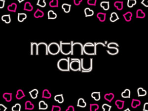 Romantic Macro Background For Mother Day