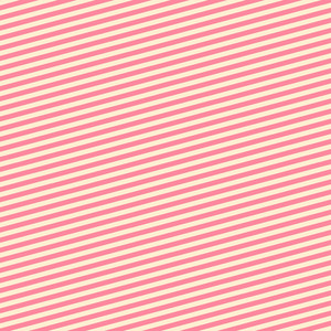 Romantic Pink Diagonal Striped Pattern