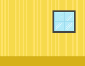 Room - Cartoon Background Vector
