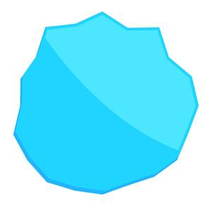 Rough Circle Design