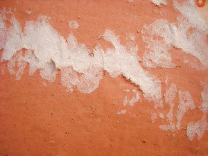 Rough Painted Wall