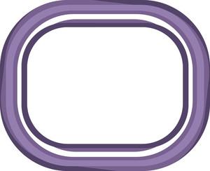 Round Corner Frame