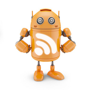 Rss Icon Robot