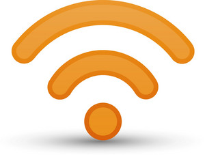 Rss Waves Lite Communication Icon