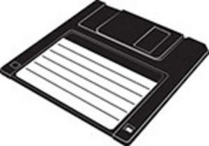 Vintage Floppy Disk